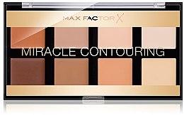 Düfte, Parfümerie und Kosmetik Konturpalette für das Gesicht - Max Factor Miracle Contouring Palette