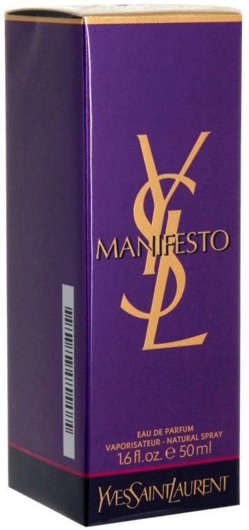 Yves Saint Laurent Manifesto - Eau de Parfum — Bild N4