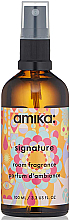 Düfte, Parfümerie und Kosmetik Duftspray für Zuhause Signature - Amika Signature Room Fragrance