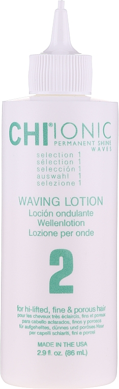 Dauerwelle-Set Selection 1 - CHI Ionic Permanent Shine Waves Selection 1 — Bild N3
