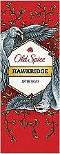 Düfte, Parfümerie und Kosmetik After Shave Lotion - Old Spice Hawkridge After Shave