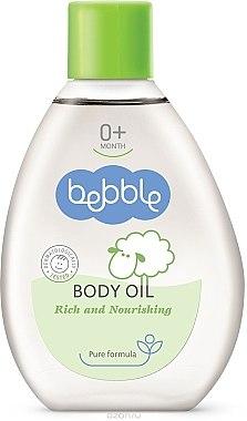 Baby-Körperöl - Bebble Body Oil — Bild N1