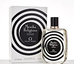 Düfte, Parfümerie und Kosmetik Dear Rose Mentha Religiosa Song - Eau de Parfum