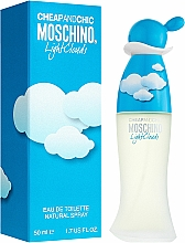 Moschino Cheap and Chic Light Clouds - Eau de Toilette  — Bild N2