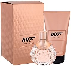 Düfte, Parfümerie und Kosmetik James Bond 007 for Women II - Duftset (Eau de Parfum 50ml+Körperlotion 150ml)