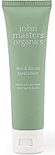 Düfte, Parfümerie und Kosmetik Reichhaltige Handcreme Limette & Fichte - John Masters Organics Lime & Spruce Hand Cream