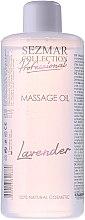 Düfte, Parfümerie und Kosmetik Massageöl Lavendel - Hristina Cosmetics Sezmar Professional Massage Oil Lavender