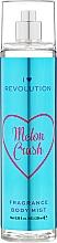 Düfte, Parfümerie und Kosmetik Parfümiertes Körperspray Melon Crush - I Heart Revolution Body Mist Melon Crush