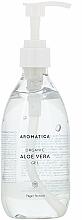 Düfte, Parfümerie und Kosmetik Gesichtsgel mit Aloe-Vera-Extrakt - Aromatica 95% Organic Aloe Vera Gel