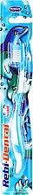 Düfte, Parfümerie und Kosmetik Kinderzahnbürste weich Rebi-Dental M16 blau - Mattes