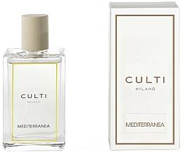 Düfte, Parfümerie und Kosmetik Duftendes Raumspray mit Bitterorange, Zitrone und Neroli - Culti Milano Room Spray Mediterranea