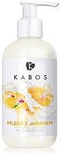 Düfte, Parfümerie und Kosmetik Erfrischende Hand- und Körperlotion mit Milch und Jasmin - Kabos Milk And Jasmine Hand & Body Fresh