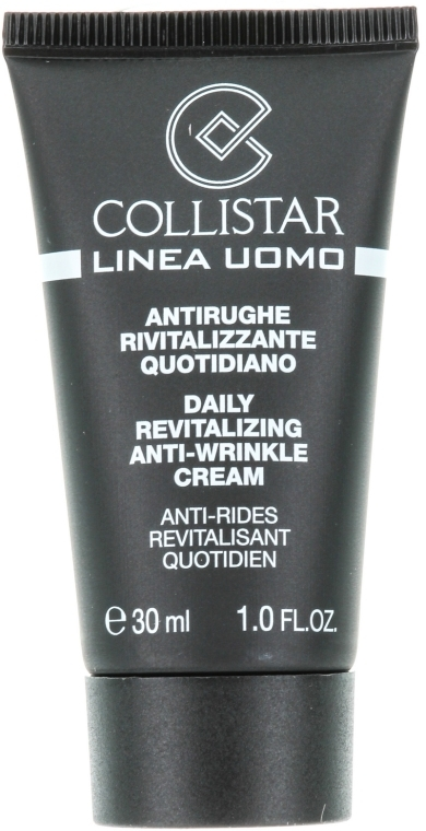 Gesichtspflegeset - Collistar (After Shave Gel/100ml + Anti-Falten Creme/30ml) — Bild N3