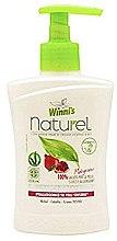 Düfte, Parfümerie und Kosmetik Flüssige Handseife mit Granatapfel-Extrakt - Winni's Naturel Liquid Hand Soap Mani Melograno