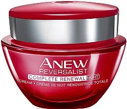 Düfte, Parfümerie und Kosmetik Erneuernde Gesichtsnachtcreme 35 + - Avon Anew Reversalist Complete Renewal Night Cream
