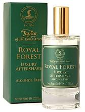 Düfte, Parfümerie und Kosmetik Taylor of Old Bond Street Royal Forest Aftershave Lotion - After-Shave-Lotion