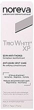 Düfte, Parfümerie und Kosmetik Gesichtscreme gegen Pigmentflecken - Noreva Laboratoires Trio White XP Anti-Dark Spot Care