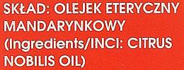 Natürliches ätherisches Mandarinenöl - Etja Natural Oil — Bild N4