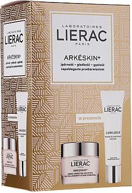 Gesichtspflegeset - Lierac Arkeskin (Gesichtscreme 50ml + Gesichtsmaske 50ml) — Bild N1