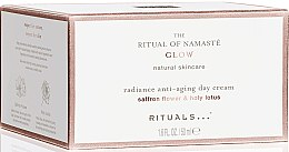 Düfte, Parfümerie und Kosmetik Anti-Aging Tagescreme - Rituals The Ritual Of Namaste Radiance Anti-Aging Day Cream