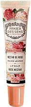 Düfte, Parfümerie und Kosmetik Lippenbalsam mit Sheabutter und Rose - Panier des Sens Lip Balm Shea Butter Rose Nectar