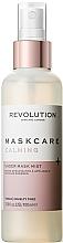 Düfte, Parfümerie und Kosmetik Beruhigendes und feuchtigkeitsspendendes Gesichtsspray - Revolution Skincare Maskcare Under Face Mask Hydrating & Calming Mist