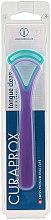 Düfte, Parfümerie und Kosmetik Zungenreiniger-Set CTC 203 blau und violett - Curaprox Tongue Cleaner