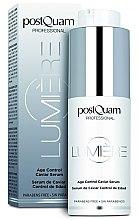 Düfte, Parfümerie und Kosmetik Gesichtsserum mit Hyaluronsäure und Kaviarextrakt - PostQuam Lumiere Age Control Caviar Serum