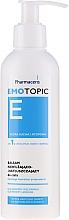 Düfte, Parfümerie und Kosmetik Feuchtigkeitsspendende und rückfettende Körperlotion für trockene Haut - Pharmaceris E Emotopic Hydrating Lipid-Replenishing Body Balm