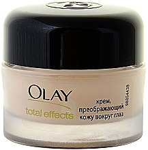 Düfte, Parfümerie und Kosmetik Augenkonturcreme - Olay Total Effects 7 In One Eye Cream