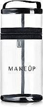 Düfte, Parfümerie und Kosmetik Kosmetiktasche Allvisible transparent 24x10 cm - MakeUp