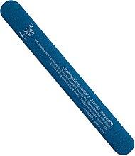 Düfte, Parfümerie und Kosmetik Doppelseitige Nagelfeile 240/240 blau - Peggy Sage