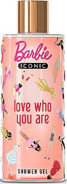 Bi-es Barbie Iconic Love Who You Are - Duschgel — Bild N1