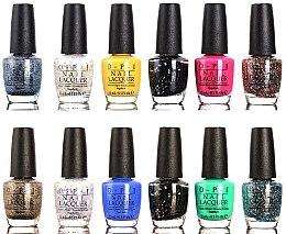 Düfte, Parfümerie und Kosmetik Nagellackset - O.P.I Nail Polish (nail/12x15ml)