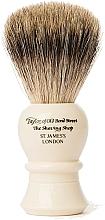 Düfte, Parfümerie und Kosmetik Rasierpinsel P2235 - Taylor of Old Bond Street Shaving Brush Pure Badger size L