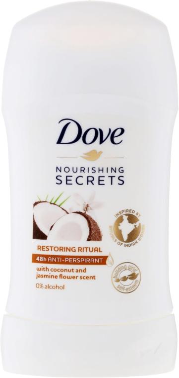 Deostick Antitranspirant - Dove Nourishing Secrets Restoring Ritual Deodorant — Bild N1