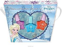 Düfte, Parfümerie und Kosmetik Make-up Set für Kinder - Markwins Frozen Sisters & Snowflake Asst