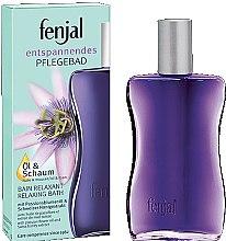 Düfte, Parfümerie und Kosmetik Badeschaum - Fenjal Oil And Foam Relaxing And Caring Perfumed Foam Bath