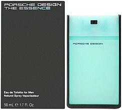 Düfte, Parfümerie und Kosmetik Porsche Design The Essence - Eau de Toilette