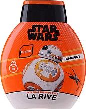 Düfte, Parfümerie und Kosmetik La Rive Star Wars Droid - 2in1 Shampoo & Duschgel