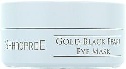 Hydrogel-Augenpatches mit schwarzem Perlenpulver - Shangpree Gold Hydrogel Eye Mask — Bild N4