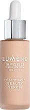 Düfte, Parfümerie und Kosmetik Serum-Fluid - Lumene Invisible Illumination