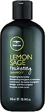 Shampoo für mehr Volumen - Paul Mitchell Tea Tree Lemon Sage Thickening Shampoo — Bild N1