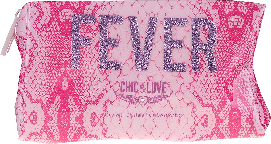 Chic&Love Fever - Duftset (Eau de Toilette 100ml + Kosmetiktasche) — Bild N3