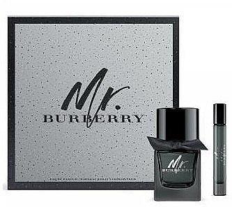 Burberry Mr. Burberry Eau de Parfum - Duftset (Eau de Parfum/50ml + Eau de Parfum/7.5ml) — Bild N2