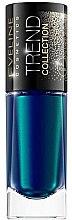Düfte, Parfümerie und Kosmetik Nagellack - Eveline Cosmetics Trend Collection