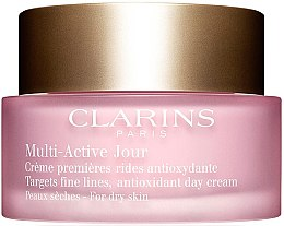 Düfte, Parfümerie und Kosmetik Tagescreme für trockene Haut - Clarins Multi Active Antioxidant Day Cream For Dry Skin