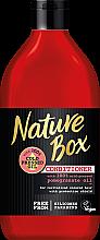 Düfte, Parfümerie und Kosmetik Revitalisierende Haarspülung mit Granatapfel-Öl für langanhaltender Farbschutz - Nature Box Pomegranate Oil Conditioner