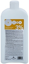 Düfte, Parfümerie und Kosmetik Entwicklerlotion 3% - Kallos Cosmetics KJMN Hydrogen Peroxide Emulsion