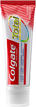 Düfte, Parfümerie und Kosmetik Zahnpasta Total Plaque Protection - Colgate Total Plaque Protection
